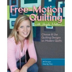 Freemotion quilting with angela walters