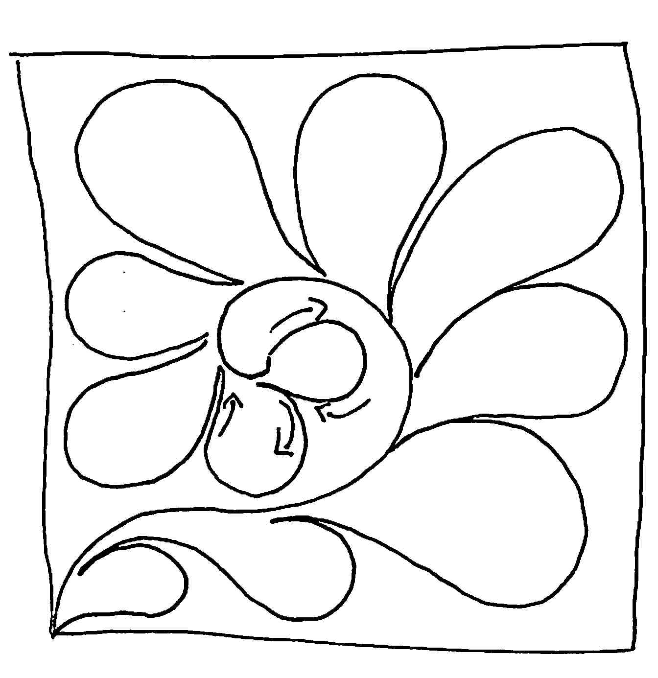 Quilt Coloring Pages For Adults Coloring Pages