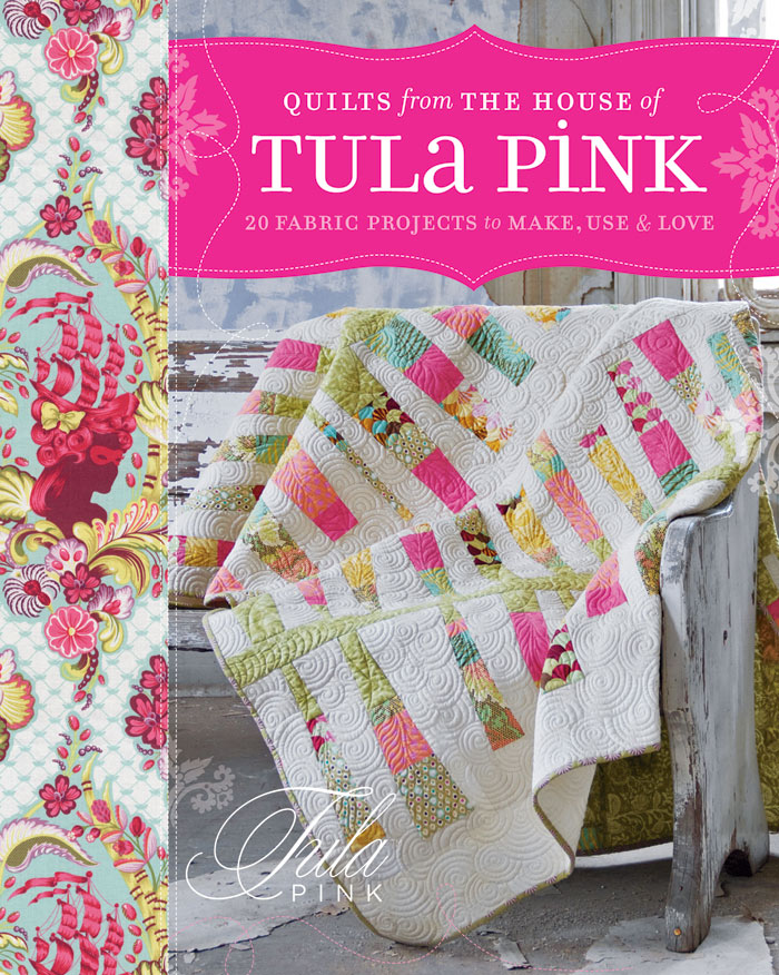 Quilting Is My Therapy Quilts From the House of Tula Pink- Angela ... : quilt books - Adamdwight.com