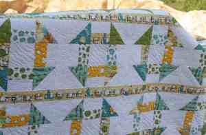 free robert kaufman quilt patten