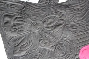 thread painting machine quilting