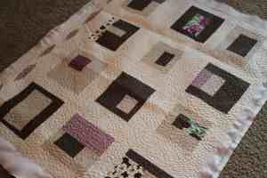 lilac crush quilt from Quilting Modern