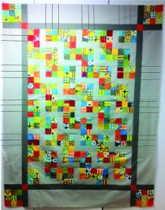 deciding what to quilt