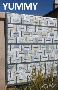 Jaybird quilt pattern Yummy
