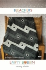 bleachers quilt pattern