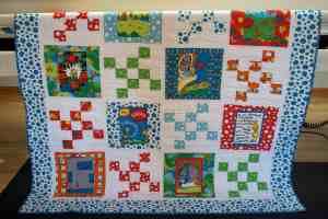 robert kaufman lorax quilt