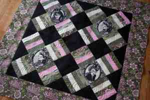 tula pink kiss kiss pattern quilting