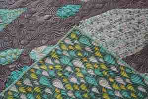 prince charming fabric quilt back