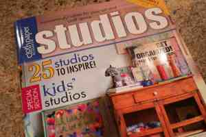 summer 2012 issue of studios magazine