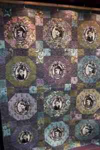 snowglobes quilt pattern