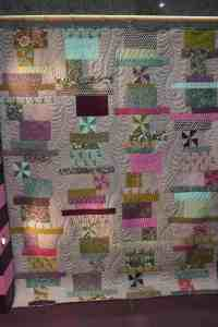 Stacked quilt