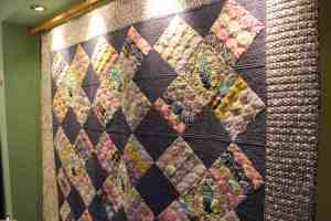 Modern quilt longarm quilting